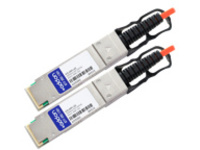 AddOn 100GBase direct attach cable - TAA Compliant - 50 m