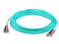 AddOn patch cable - 50 m - aqua