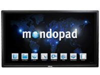 """Image of InFocus Mondopad INF5720 - all-in-one - Core i7 4770T 2.5 GHz - 8 GB - 120 GB - LED 57"""""""