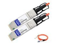 AddOn 40GBase direct attach cable - TAA Compliant - 20 m