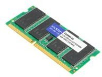 AddOn - DDR3 - module - 4 GB - SO-DIMM 204-pin - 1333 MHz / PC3-10600 - unbuffered