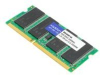 AddOn 8GB DDR3-1600MHz SODIMM for HP B4U40AT - DDR3 - 8 GB - SO-DIMM 204-pin - unbuffered