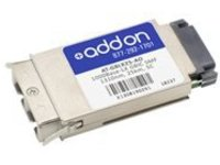 AddOn Allied AT-G8LX25 Compatible GBIC Transceiver - GBIC transceiver module - GigE