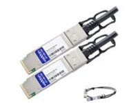 AddOn 40GBase direct attach cable - TAA Compliant - 4 m