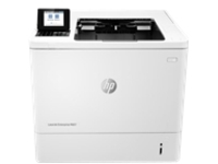 HP LaserJet Enterprise M607n - printer - monochrome - laser
