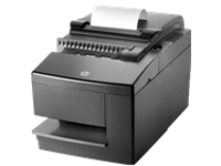 HP Hybrid POS Printer with MICR II - receipt printer - two-color (monochrome) - direct thermal