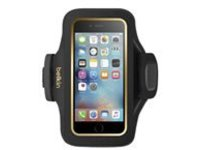 Belkin Slim-Fit Plus Armband - arm pack for cell phone