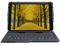 Logitech Universal Folio for 9-10 inch Tablets - keyboard and folio case