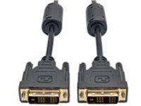 Tripp Lite DVI-D Single-Link Digital TMDS Monitor Cable (DVI-D to DVI-D M/M), 1920 x 1200 (1080p), 20 ft. - DVI cable -…