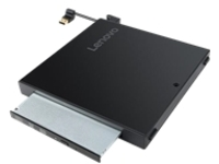 Lenovo ThinkCentre Tiny IV DVD-ROM Kit DVD-ROM drive - USB 2.0 - external