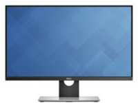 "Dell UltraSharp UP2716D - LED monitor - 27"" (27"" viewable) - 2560 x 1440 QHD - IPS - 300 cd/m² - 1000:1 - 6 ms - 2xHDMI (MHL), DisplayPort, Mini DisplayPort - black - with 3-Years Advanced Exchange Service and Premium Panel Guarantee - for OptiPlex 7040"