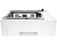 HP media tray / feeder - 550 sheets