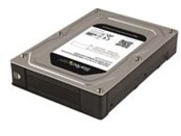 StarTech.com Dual-Bay 2.5in to 3.5in SATA Hard Drive Adapter Enclosure with RAID - Supports SATA III & RAID 0, 1, Spann…