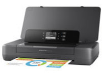 Image of HP Officejet 200 Mobile Printer - Printer - color - ink-jet - A4/Legal - 1200 x 1200 dpi - up to 20 ppm (mono) / up t…