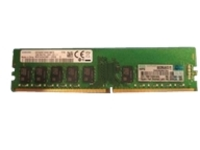 HPE - DDR4 - module - 16 GB - DIMM 288-pin - 2400 MHz / PC4-19200 - unbuffered