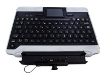 iKey IK-PAN-FZG1-NB-V5 - keyboard - with touchpad