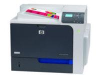 Image of HP Color LaserJet Enterprise CP4025dn - printer - color - laser