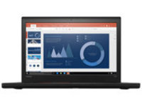 "Lenovo ThinkPad T560 20FH - Ultrabook - Core i5 6300U / 2.4 GHz - Win 7 Pro 64-bit (includes Win 10 Pro 64-bit License) - 8 GB RAM - 256 GB SSD TCG Opal Encryption 2 - 15.6"" IPS 1920 x 1080 (Full HD) - HD Graphics 520 - Wi-Fi, Bluetooth - WWAN upgradable - vPro - black - kbd: US"