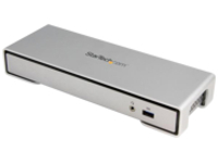 StarTech.com Thunderbolt 2 Dual Monitor Docking Station - HDMI - docking station - HDMI, 2 x Mini DP