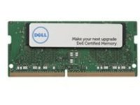 Dell - DDR4 - module - 8 GB - SO-DIMM 260-pin - 2400 MHz / PC4-19200 - unbuffered
