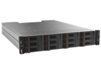 Lenovo ThinkSystem DS2200 LFF FC/iSCSI Dual Controller Unit - hard drive array