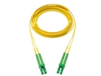 Panduit Opti-Core patch cable - 39 m - yellow