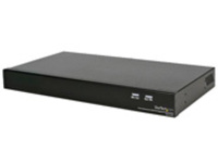 StarTech.com 8-Port IP KVM Switch - Rackmount USB PS/2 Digital IP KVM Switch - 1U (SV841HDIE) - KVM switch - 8 ports - …