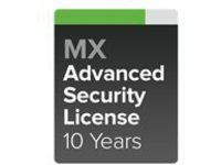 Cisco Meraki MX400 Advanced Security - subscription license (10 years) - 1 license