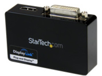 StarTech.com USB 3.0 to HDMI / DVI Adapter - 2048x1152 - External Video & Graphics Card - Dual Monitor Display Adapter …