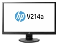 HP V214a - LED monitor - Full HD (1080p) - 20.7""