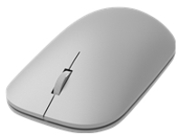 Microsoft Modern Mouse - mouse - Bluetooth 4.0 - soft silver