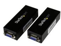StarTech.com VGA Over CAT5 Extender 250 ft (80m) 1 Local and 1 Remote Unit - VGA Video Over Ethernet Extender Kit (ST12…