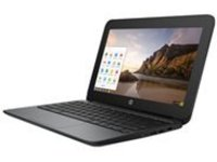 "HP Chromebook 11 G4 - Celeron N2840 / 2.16 GHz - Chrome OS - 2 GB RAM - 16 GB eMMC - 11.6"" TN 1366 x 768 (HD) - HD Graphics - Wi-Fi - black (keyboard) - kbd: US"
