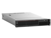 X3850 X6 Rack-Mountable Server Image