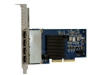 Lenovo ThinkSystem Intel I350-T4 - network adapter - ML2 - 1000Base-T x 4