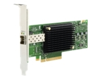 Lenovo ThinkSystem Emulex LPe32000-M2-L - host bus adapter - PCIe 3.0 x8 - 32Gb Fibre Channel SFP+ x 1