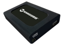 Kanguru UltraLock HDD with Physical Write Protect Switch U3-2HDWP - hard drive - 500 GB - USB 3.0