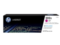 HP 202X - High Yield - magenta - original - LaserJet - toner cartridge (CF503X)