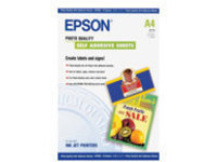 Epson Photo Quality Self Adhesive Sheets - sheets - 10 pcs. - A4 - 167 g/m²