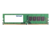 Patriot Signature Line - DDR4 - module - 16 GB - DIMM 288-pin - 2400 MHz / PC4-19200 - unbuffered