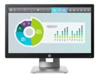 "HP EliteDisplay E202 - LED monitor - 20"" - Smart Buy"