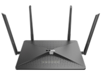 D-Link DIR-882 - wireless router - 802.11a/b/g/n/ac - desktop
