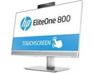 "HP EliteOne 800 G3 - all-in-one - Core i5 7500 3.4 GHz - 8 GB - 256 GB - LED 23.8"" - UK layout"