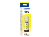 Epson 502 With Sensor - yellow - original - ink tank
