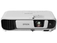 Epson EB-S41 - 3LCD projector - portable