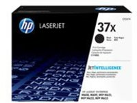 HP 37X - High Yield - black - original - LaserJet - toner cartridge (CF237XG) - government