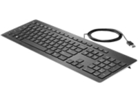 HP Premium - keyboard - US - black