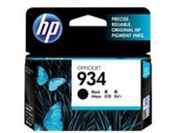 HP 934 - black - original - ink cartridge