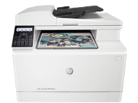 HP LaserJet Pro MFP M181fw - multifunction printer (colour)