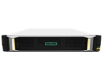 HPE Modular Smart Array 1050 1Gb iSCSI Dual Controller SFF Bundle - hard drive array